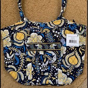 Vera Bradley / Sweetheart Shoulder Bag/ Ellie Blue